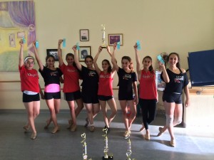 I Love Dance 2014 Competition Team
